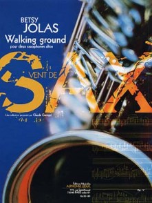 JOLAS B. WALKING GROUND SAXOS MIB