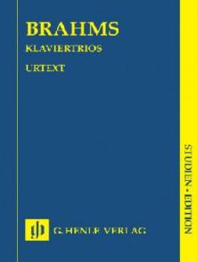 BRAHMS J. TRIOS AVEC PIANO CONDUCTEUR