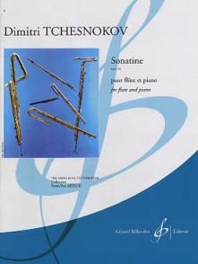 TCHESNOKOV D. SONATINE OP 54 FLUTE