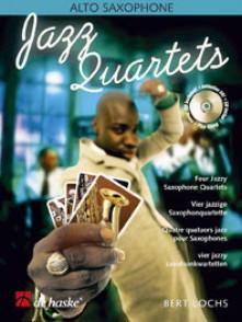 LOCHS B. JAZZ QUARTETS CLARINETTES