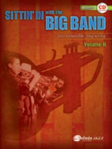 SITTIN'IN WITH THE BIG BAND VOL 2 TROMPETTE
