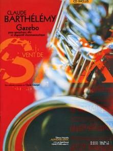 BARTHELEMY C. GAZEBO SAXO MIB