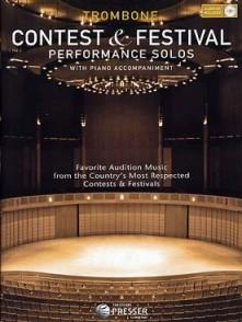CONTEST & FESTIVAL PERFORMANCE SOLOS TROMBONE