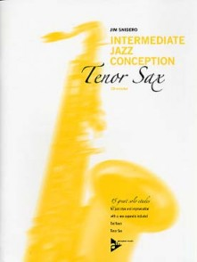 SNIDERO J. INTERMEDIATE JAZZ CONCEPTION SAXO TENOR