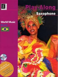 PLAY-ALONG BRAZIL SAXOPHONE