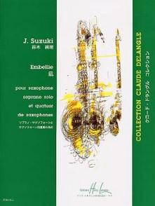 SUZUKI J. EMBELLIE SAXOS