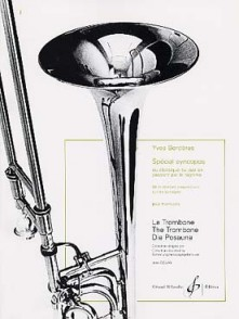 BORDERES Y. SPECIAL SYNCOPES TROMBONE