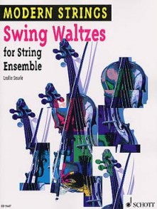SEARLE L. MODERN STRINGS: VALSES