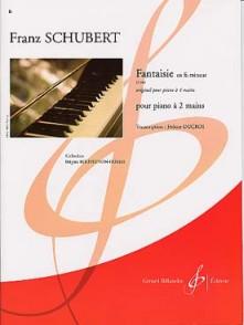 SCHUBERT F. FANTAISIE D 940 PIANO