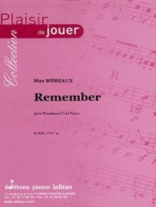 MEREAUX M. REMEMBER TROMBONE