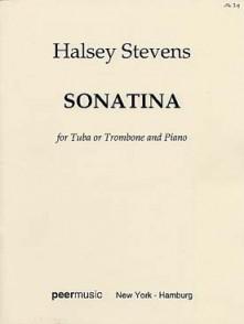 STEVENS H. SONATINA TROMBONE