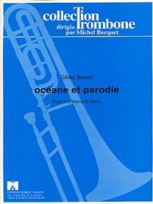 SENON G. OCEANE PARODIE TROMBONE