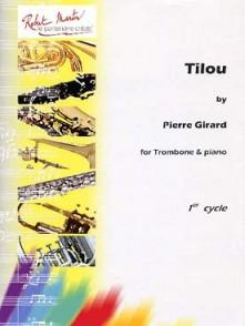 GIRARD P. TILOU TROMBONE
