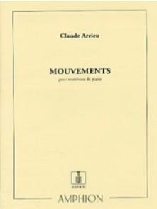 ARRIEU C. MOUVEMENTS TROMBONE