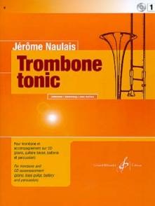 NAULAIS J. TROMBONE TONIC VOL 1