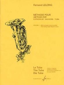 LELONG F. METHODE VOL 1 TUBA