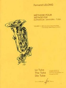 LELONG F. METHODE VOL 2 TUBA