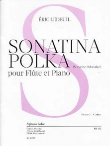 LEDEUIL E. SONATINA POLKA FLUTE