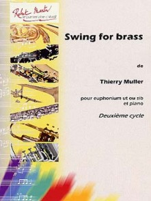 MULLER T. SWING FOR BRASS EUPHONIUM