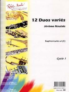 NAULAIS J. DUOS VARIES EUPHONIUM