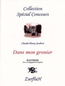 JOUBERT C.H. DANS MON GRENIER HAUTBOIS