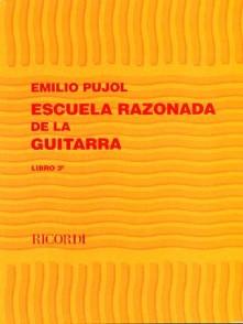 PUJOL E. ESCUELA RAZONADA DE LA GUITARRA VOL 3