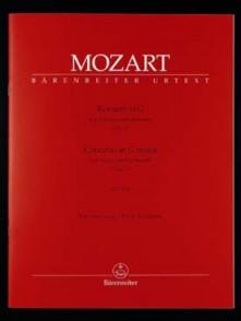 MOZART W.A. CONCERTO KV 216 VIOLON