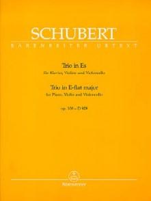 SCHUBERT F. TRIO MIB MAJEUR OP 100