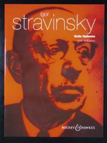 STRAVINSKY I. SUITE ITALIENNE VIOLON
