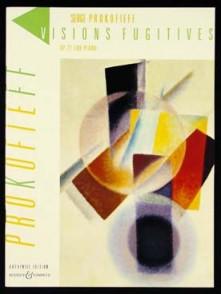 PROKOFIEV S. VISIONS FUGITIVES PIANO