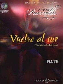 PIAZZOLLA A. VUELVO AL SUR FLUTE