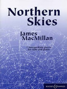 MC MILLAN J. NORTHERN SKIES VIOLONCELLE