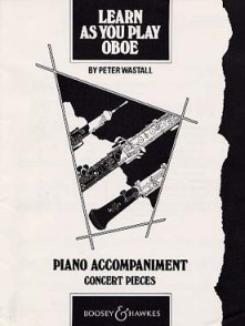WASTALL P. LEARN AS HOU PLAY OBOE PIANO