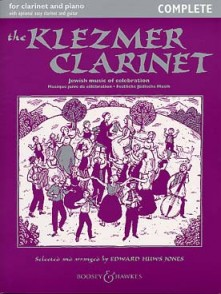 JONES E.H. THE KLEZMER CLARINETTE