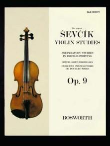 SEVCIK OPUS 9 VIOLON