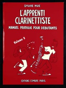 HUE S. L'APPRENTI CLARINETTISTE VOL 2