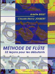 BIGET A./JOUBERT C.H. METHODE DE FLUTE VOL 1