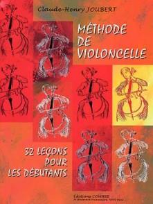 JOUBERT C.H. METHODE VOL 1 VIOLONCELLE