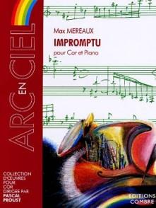 MEREAUX M. IMPROMPTU COR
