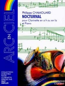 CHAMOUARD P. NOCTURNAL CLARINETTE SIB OU LA