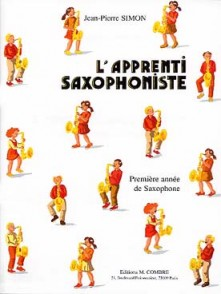 SIMON J.P. L'APPRENTI SAXOPHONISTE