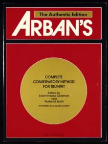 ARBAN GRANDE METHODE COMPLETE CORNET A PISTONS