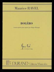 RAVEL M. BOLERO PIANO