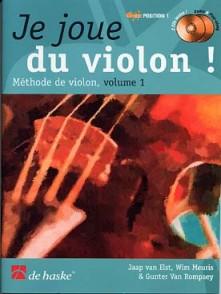 JE JOUE DU VIOLON VOL 1