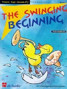 THE SWINGING BEGINNING TROMPETTE OU CLARINETTE OU BUGLE