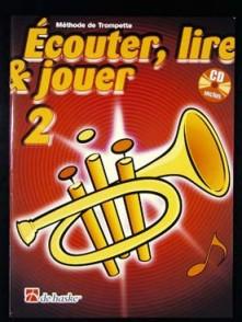 ECOUTER LIRE JOUER VOL 2 TROMPETTE