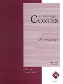 CORTES J.M. MICROPIECES GUITARE