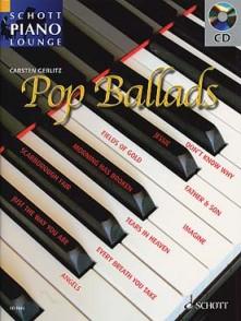 GERLITZ C. POP BALLADS PIANO
