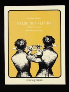 KOHLER E. VALSE DES FLEURS 2 FLUTES