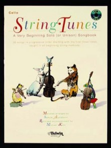 STRING TUNES CELLO